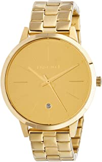 Rip Curl Women's Lola Slim Sss Watch Stainless Steel Waterproof Gold