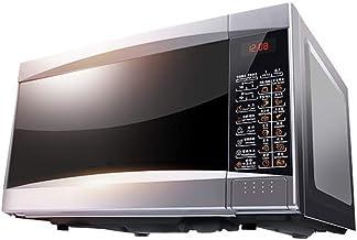 L.TSA Cocina 20L Horno de microondas Inteligente Horno eléctrico Horno Multifuncional para el hogar Máquina de horneado de Control Inteligente Completamente automática