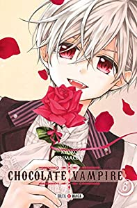 Chocolate Vampire Edition simple Tome 6