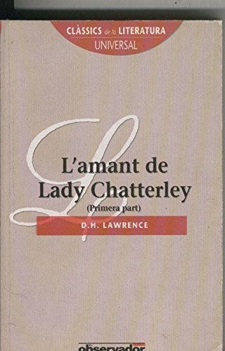 L,amant de Lady Chatterley