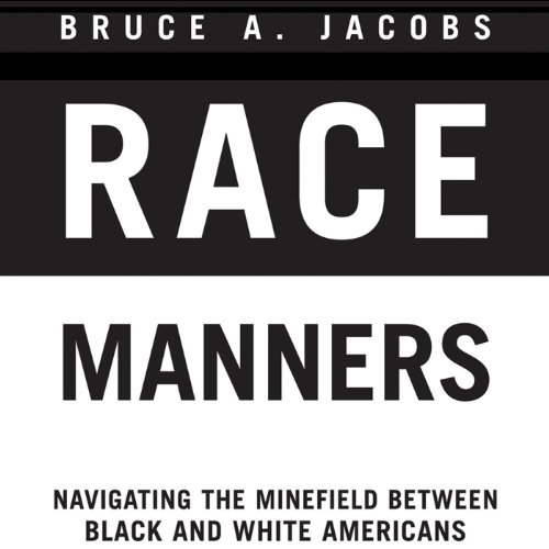 Race Manners audiobook cover art