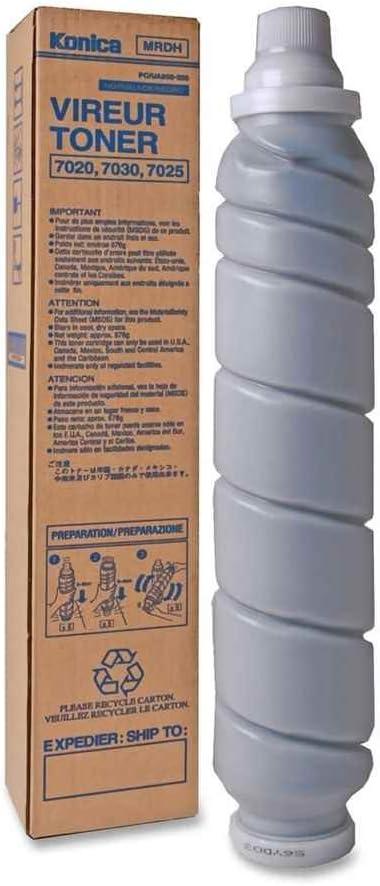 Konica Minolta 950236 Toner, 26000 Page-Yield, Black