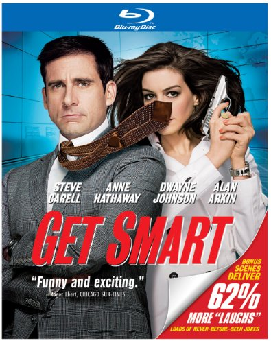 Get Smart [Blu-ray] Action Adventure Comedy Movies