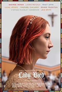 Import Lady Bird–Saoirse Ronan–U.S Movie Wall Póster Print–30cm x 43cm Brand New