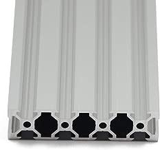 Iverntech 1PC 300mm V-Slot 2080 Aluminum Extrusion Profile for DIY 3D Printer and CNC Machine