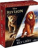 Pack BD: El Rey León (clásico) + El Rey León (imagen real) [Blu-ray]