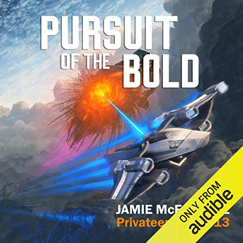 Pursuit of the Bold cover art