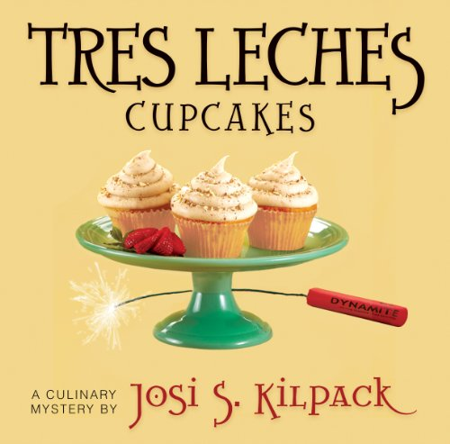 Tres Leches Cupcakes audiobook cover art