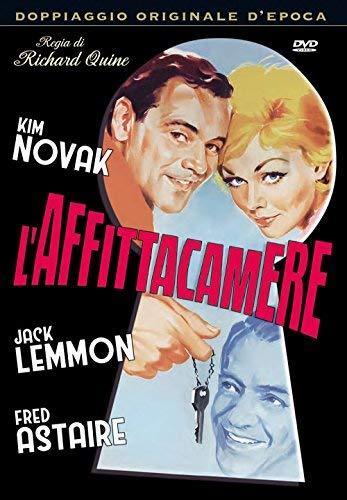 Noch Zimmer frei / The Notorious Landlady (1962) ( ) [ Italienische Import ]
