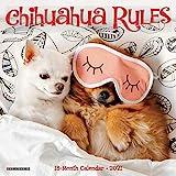 Chihuahua Rules 2021 Calendar