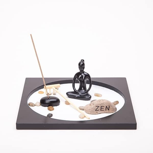 亚洲日式风水沙禅园瑜伽香 HY173