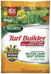 Improved formula—up to 2X more powerful dandelion and clover control Clears out dandelions and clover—satisfaction guaranteed Weedgrip Technology grips the weeds you see—and the ones you don't Feeds to build strong, deep roots for a better lawn next ...
