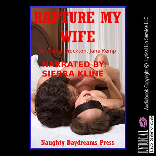 Rapture My Wife audiobook cover art