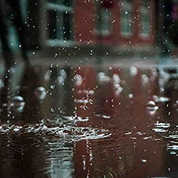 Spring Pitter Patter | Calming Rain | Concentration