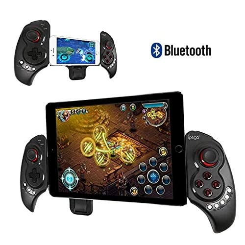 Microware iPega PG-9023 Wireless Bluetooth Gamepad Telescopic Gaming Controller for Android Tablet and PC