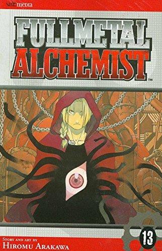 Fullmetal Alchemist, Vol. 13 by Unknown(2007-05-15)
