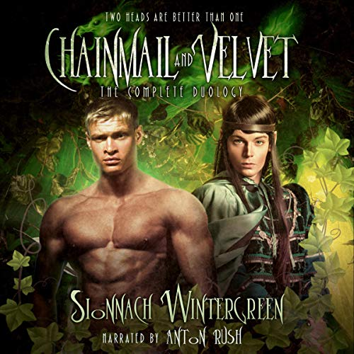 Chainmail and Velvet cover art
