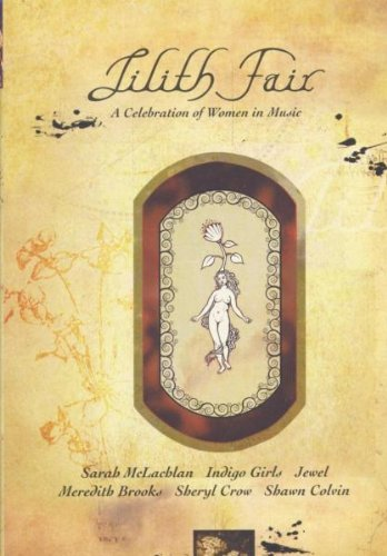 Lilith Fair: A Celebration of Women in Music [DVD]