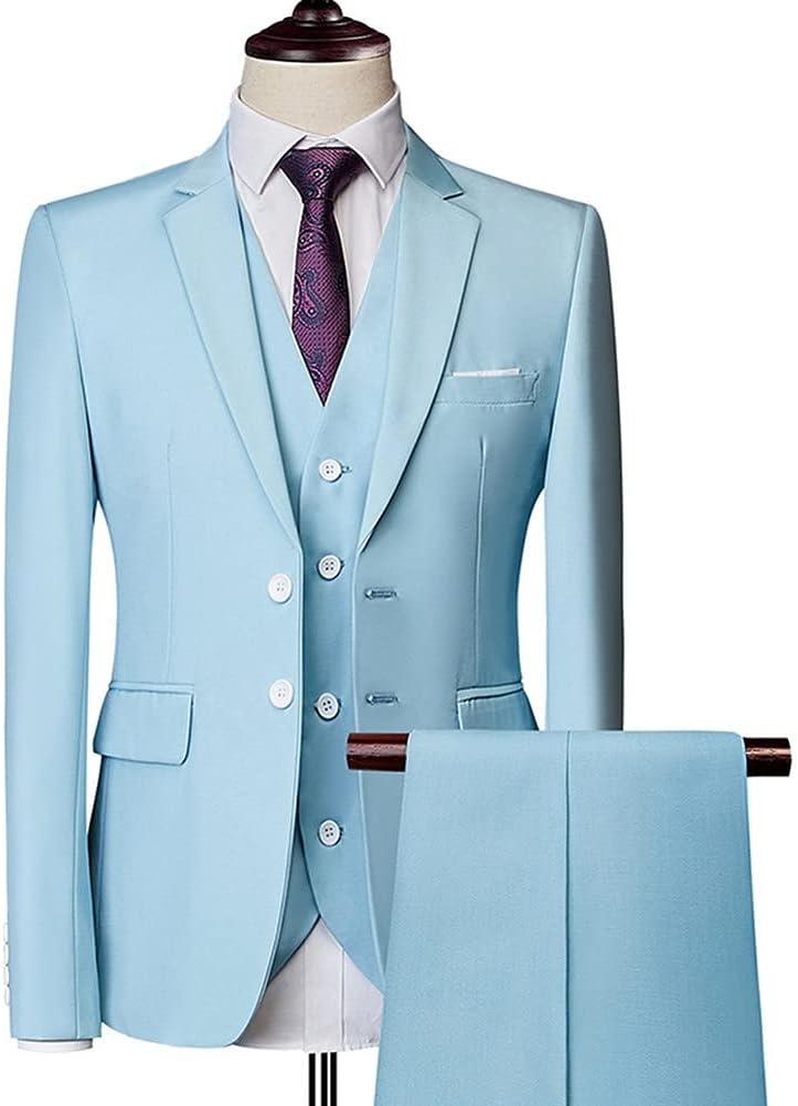 HLDETH Blazer+Pants+Vest Classic Ranking TOP16 Men Wedding Sale Special Price Groom Slim Suits