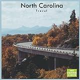 North Carolina Travel Calendar 2022: Official North Carolina State Calendar 2022, 16 Month Calendar 2022
