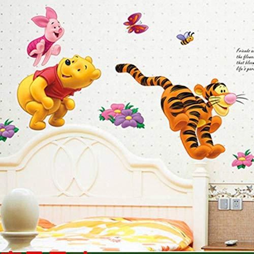 cenefa winnie the pooh de la marca Leguliya