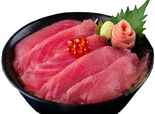 Bluefin Tuna - Blauflossen Akami Saku Filet - roh - super gefroren - ohne Haut - Mittelmeer (1kg)