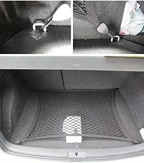 ZYCHUANGYING Cargo Netze Boden Stil Auto Kofferraum Netz Storage Organizer Netz für Jaguar F PACE