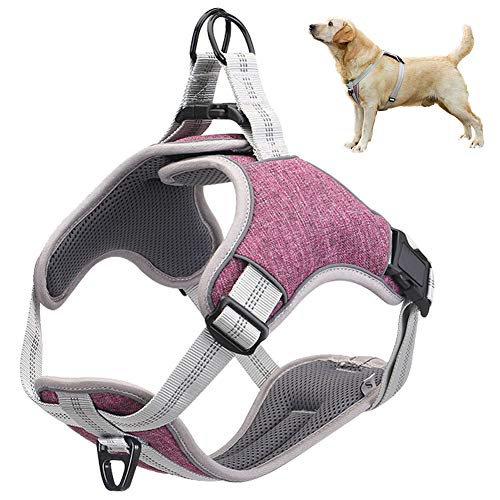 Arnés para perros sin tirón, mejor entrenamiento...