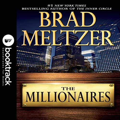 The Millionaires (Booktrack Edition) audiobook cover art