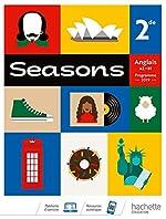 Seasons 2nde - Livre Élève - Ed. 2019 de Brigitte Lallement