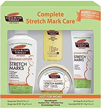 Palmer s Cocoa Butter Formula Complete Stretch Mark and Pregnancy Skin Care Kit