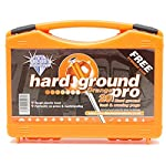 Blue Diamond Hard Ground Tent Pegs, Orange, One Size