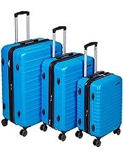 حقيبة الأمتعة الدوارة بجوانب صلبة من أمازون بيسيكس
