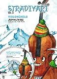 ALFARAS J. - Stradivari Vol.3 (Metodo) para Violonchelo (Inc. CD)