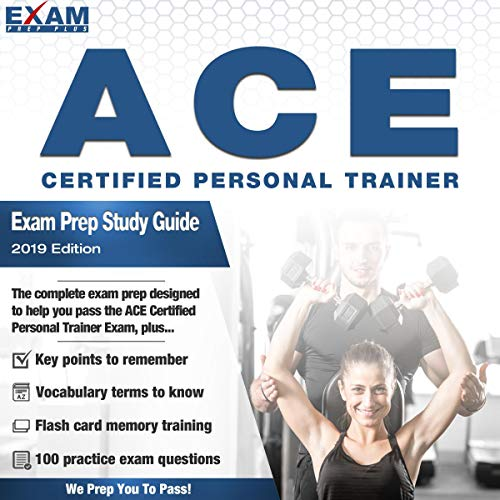 The ACE Certified Personal Trainer - Exam Prep Study Guide audiobook cover art