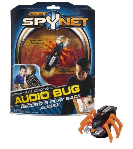 Giochi Preziosi ncr01759 Espion Spy Net – Araignée