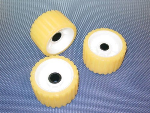 "5/"" X 3/"" Yates Rubber 5203-4P  Spool Roller 1//2/"" Bore"