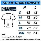 Zoom IMG-1 ideamaglietta pa01 maglietta t shirt