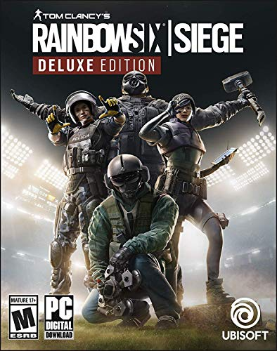 Tom Clancy#039s Rainbow Six Siege Year 5 Deluxe  PC Online Game Code