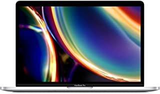 2020 Apple MacBook Pro (de13Pulgadas, 8GB RAM, 512GB Almacenamiento SSD, Magic Keyboard) - Plata
