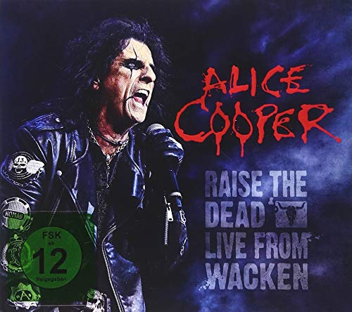 Raise The Dead - Live From Wacken