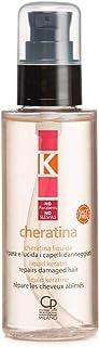 K-Cheratina Liquida - Siero Professionale con Cheratina Idrolizzata e Olio di Argan per Capelli Danneggiati - Trattamento ...