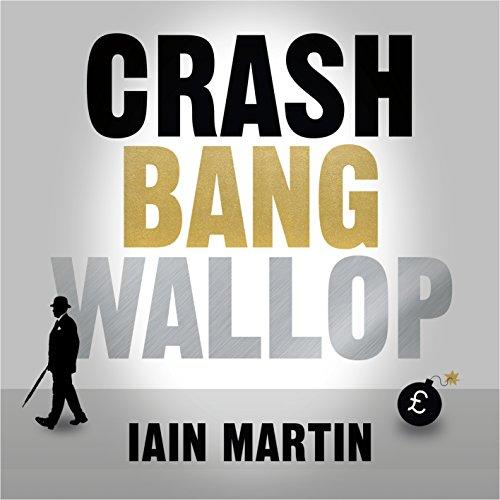 Crash Bang Wallop audiobook cover art