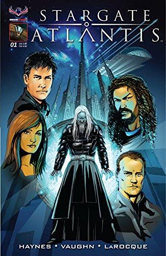 Stargate Atlantis: Back to Pegasus #1 (Stargate: Atlantis) (English Edition)