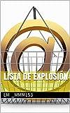 Lista de explosión