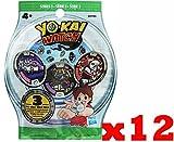 Yo-Kai Watch PA3. Pack de 12 Sobres S3.