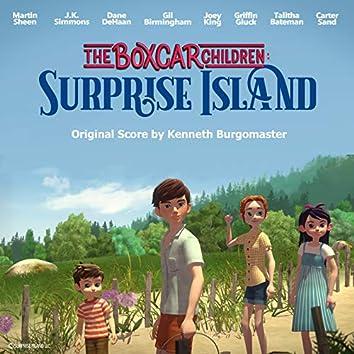 The Boxcar Children: Surprise Island (Original Score)