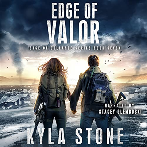 Edge of Valor: A Post-Apocalyptic EMP Survival Thriller Titelbild