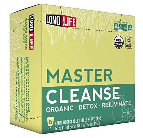 the master cleanse - 5