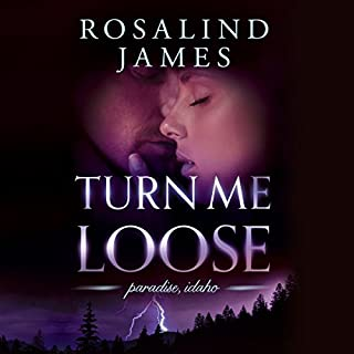 Turn Me Loose audiobook cover art